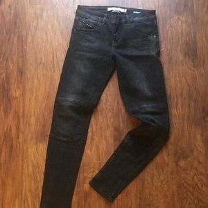 Gap 1969 Black Jeans